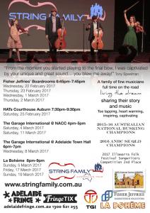 AdelaideFringe2017 Poster